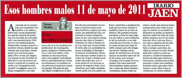 05.- 11-05-2011 ESOS HOMBRES MALOS